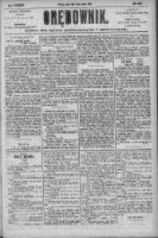 Orędownik: pismo dla spraw politycznych i społecznych 1904.12.16 R.34 Nr287