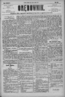 Orędownik: pismo dla spraw politycznych i społecznych 1904.12.18 R.34 Nr289