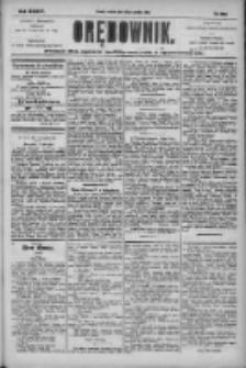 Orędownik: pismo dla spraw politycznych i społecznych 1904.12.20 R.34 Nr290