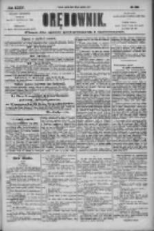Orędownik: pismo dla spraw politycznych i społecznych 1904.12.23 R.34 Nr293