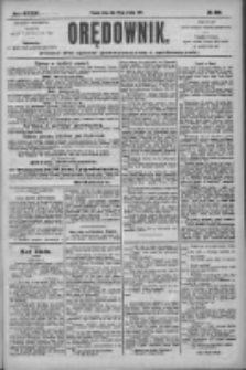 Orędownik: pismo dla spraw politycznych i społecznych 1904.12.26 R.34 Nr296