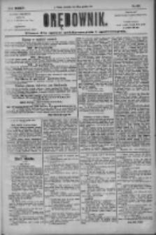 Orędownik: pismo dla spraw politycznych i społecznych 1904.12.29 R.34 Nr297