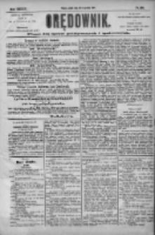 Orędownik: pismo dla spraw politycznych i społecznych 1904.12.30 R.34 Nr298