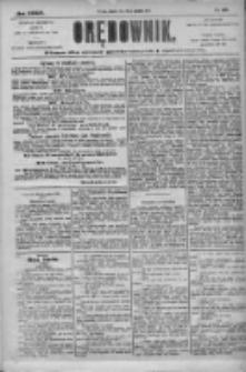 Orędownik: pismo dla spraw politycznych i społecznych 1904.12.31 R.34 Nr299