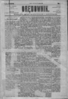Orędownik: pismo dla spraw politycznych i społecznych 1905.07.04 R.35 Nr150