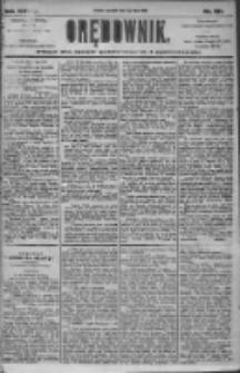 Orędownik: pismo dla spraw politycznych i społecznych 1905.07.06 R.35 Nr151