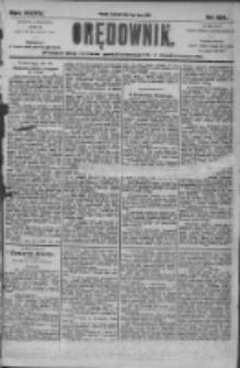 Orędownik: pismo dla spraw politycznych i społecznych 1905.07.09 R.35 Nr154