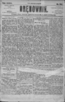 Orędownik: pismo dla spraw politycznych i społecznych 1905.07.12 R.35 Nr156