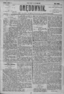 Orędownik: pismo dla spraw politycznych i społecznych 1905.07.16 R.35 Nr160