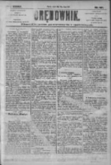 Orędownik: pismo dla spraw politycznych i społecznych 1905.07.18 R.35 Nr161