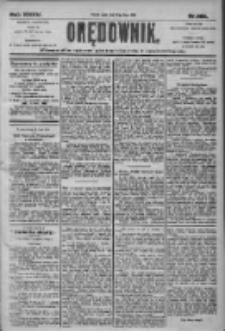 Orędownik: pismo dla spraw politycznych i społecznych 1905.07.26 R.35 Nr168
