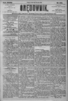 Orędownik: pismo dla spraw politycznych i społecznych 1905.07.27 R.35 Nr169