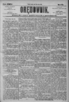 Orędownik: pismo dla spraw politycznych i społecznych 1905.07.28 R.35 Nr170