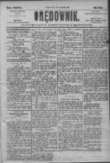 Orędownik: pismo dla spraw politycznych i społecznych 1905.08.01 R.35 Nr173