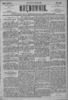 Orędownik: pismo dla spraw politycznych i społecznych 1905.08.06 R.35 Nr178