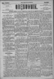 Orędownik: pismo dla spraw politycznych i społecznych 1905.08.12 R.35 Nr183