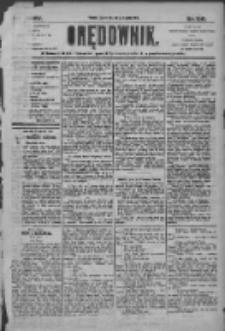 Orędownik: pismo dla spraw politycznych i społecznych 1905.08.22 R.35 Nr190