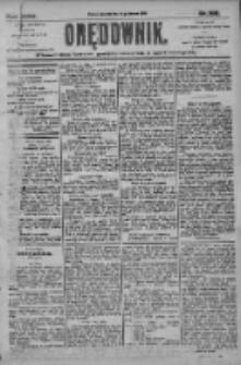 Orędownik: pismo dla spraw politycznych i społecznych 1905.08.24 R.35 Nr192