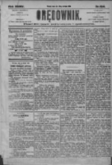 Orędownik: pismo dla spraw politycznych i społecznych 1905.08.26 R.35 Nr194