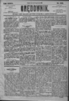 Orędownik: pismo dla spraw politycznych i społecznych 1905.09.05 R.35 Nr202