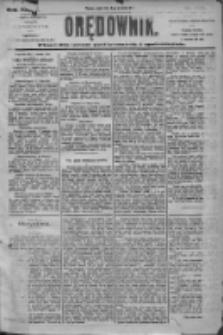 Orędownik: pismo dla spraw politycznych i społecznych 1905.09.08 R.35 Nr205