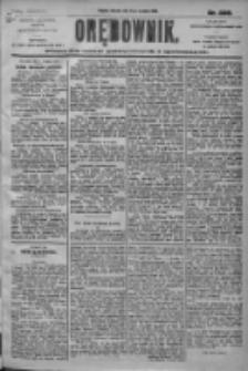 Orędownik: pismo dla spraw politycznych i społecznych 1905.09.10 R.35 Nr206