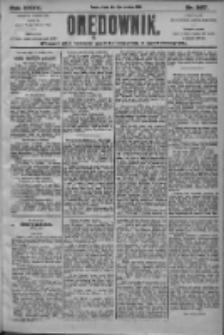 Orędownik: pismo dla spraw politycznych i społecznych 1905.09.12 R.35 Nr207