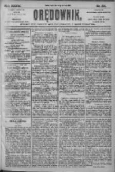 Orędownik: pismo dla spraw politycznych i społecznych 1905.09.16 R.35 Nr211