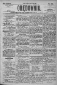 Orędownik: pismo dla spraw politycznych i społecznych 1905.09.19 R.35 Nr213