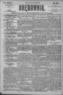 Orędownik: pismo dla spraw politycznych i społecznych 1905.09.23 R.35 Nr217