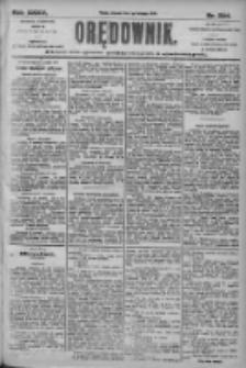 Orędownik: pismo dla spraw politycznych i społecznych 1905.10.01 R.35 Nr224