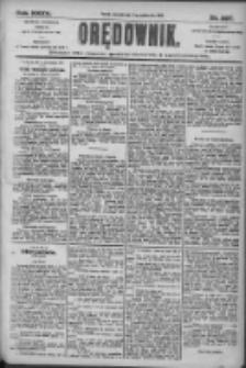 Orędownik: pismo dla spraw politycznych i społecznych 1905.10.05 R.35 Nr227