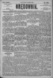 Orędownik: pismo dla spraw politycznych i społecznych 1905.10.17 R.35 Nr237