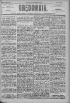 Orędownik: pismo dla spraw politycznych i społecznych 1905.10.18 R.35 Nr238