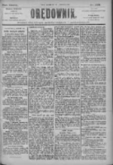 Orędownik: pismo dla spraw politycznych i społecznych 1905.10.19 R.35 Nr239