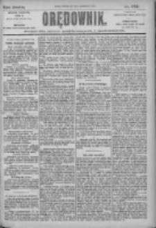 Orędownik: pismo dla spraw politycznych i społecznych 1905.10.22 R.35 Nr242