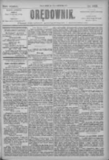 Orędownik: pismo dla spraw politycznych i społecznych 1905.10.24 R.35 Nr243