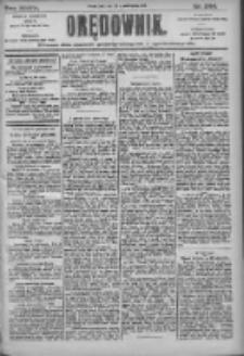 Orędownik: pismo dla spraw politycznych i społecznych 1905.10.25 R.35 Nr244