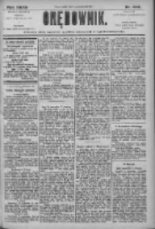Orędownik: pismo dla spraw politycznych i społecznych 1905.10.27 R.35 Nr246