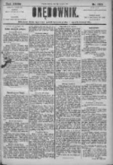 Orędownik: pismo dla spraw politycznych i społecznych 1905.11.05 R.35 Nr253
