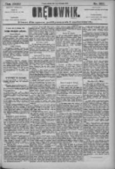 Orędownik: pismo dla spraw politycznych i społecznych 1905.11.11 R.35 Nr258