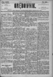 Orędownik: pismo dla spraw politycznych i społecznych 1905.11.21 R.35 Nr266