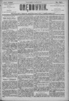 Orędownik: pismo dla spraw politycznych i społecznych 1905.11.24 R.35 Nr268