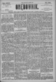 Orędownik: pismo dla spraw politycznych i społecznych 1905.12.08 R.35 Nr280