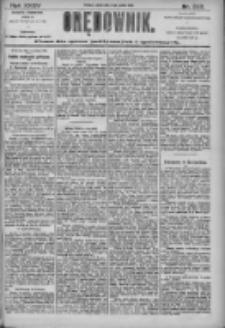 Orędownik: pismo dla spraw politycznych i społecznych 1905.12.12 R.35 Nr282