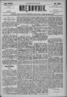 Orędownik: pismo dla spraw politycznych i społecznych 1905.12.16 R.35 Nr286