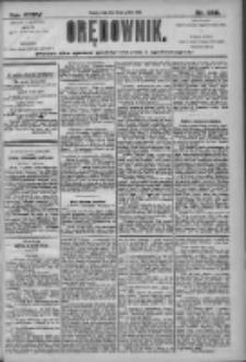 Orędownik: pismo dla spraw politycznych i społecznych 1905.12.20 R.35 Nr289
