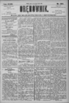 Orędownik: pismo dla spraw politycznych i społecznych 1905.12.23 R.35 Nr293