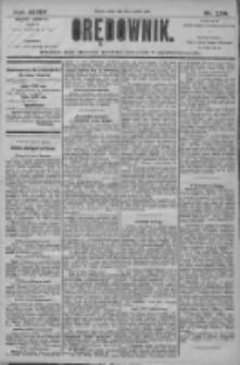 Orędownik: pismo dla spraw politycznych i społecznych 1905.12.30 R.35 Nr296
