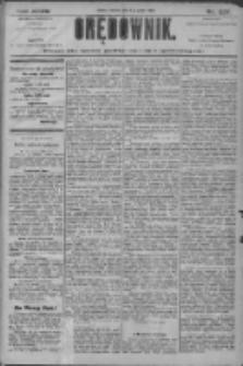Orędownik: pismo dla spraw politycznych i społecznych 1905.12.31 R.35 Nr297
